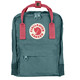 Fjällräven Kånken Mini Backpack frost green/peach pink